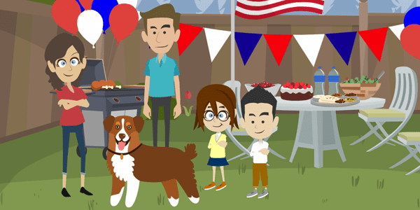 Top 5 Tips for a Safe Memorial Day w/Dogs and Kids