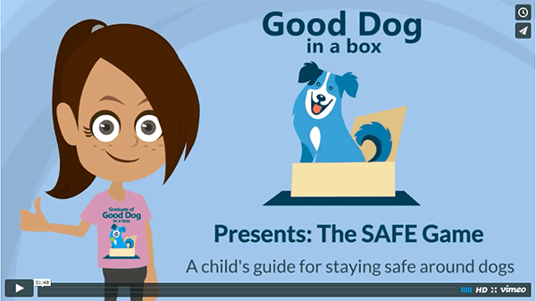 SAFE Dog Bite Prevention Image
