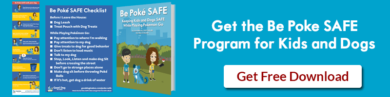 Be Pokemon Safe Program