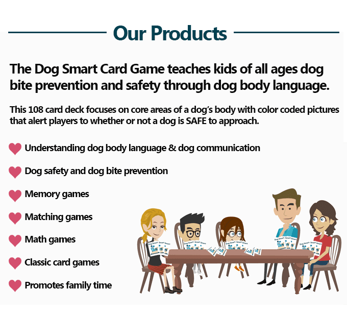 Dog Smart Card Game