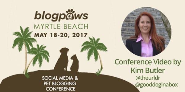 Kim Butler BlogPaws 2017