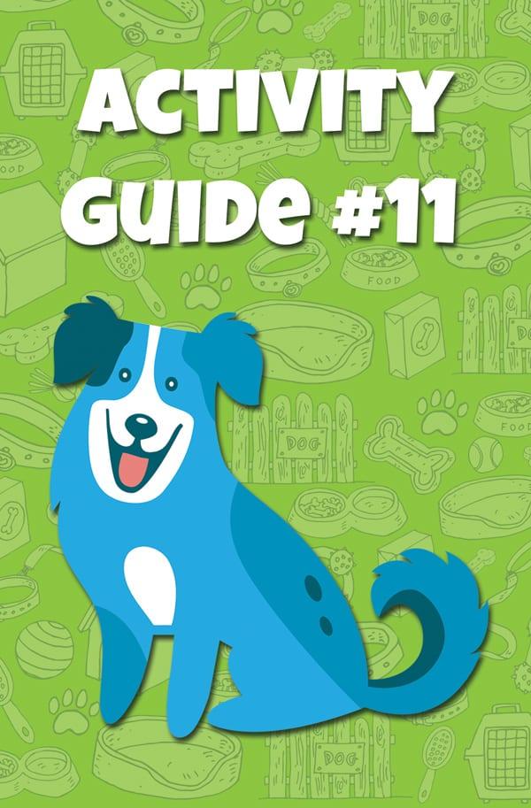 Reward Based Dog Training Curriculum 11