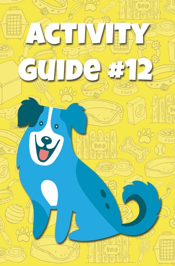 Reward Based Dog Training Curriculum 12