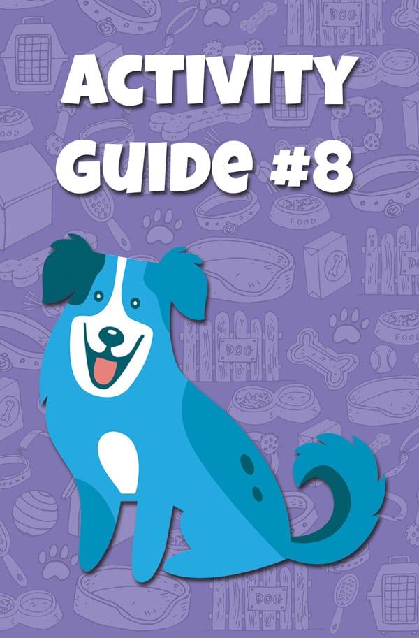 Reward Based Dog Training Curriculum 8