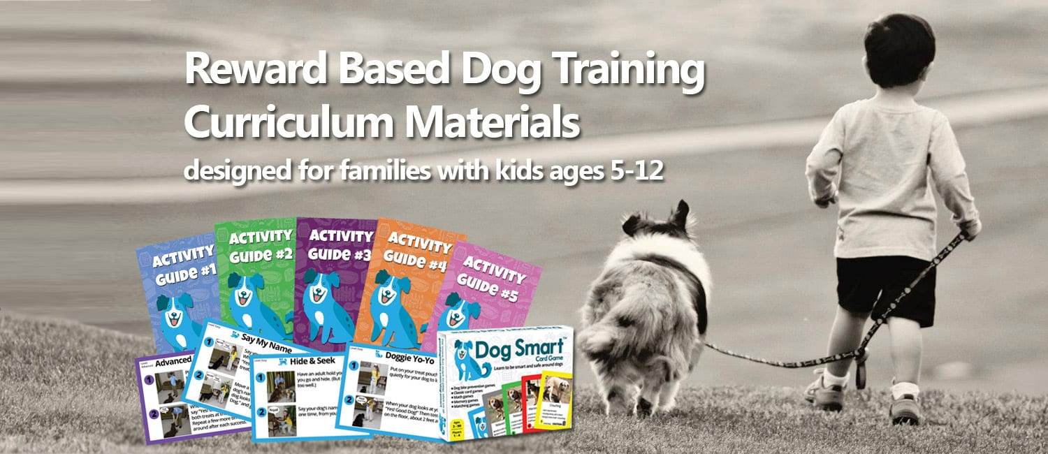 Dog Training Curriculums for Families with Kids and Dogs
