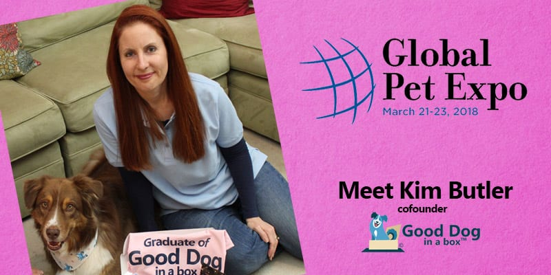 Kim Butler to Attend Global Pet Expo 2018