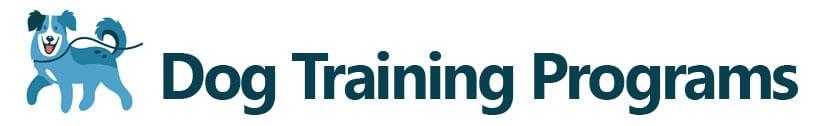 Dog Training Programs