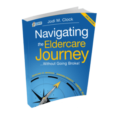 Navigating the Eldercare Journey by Jodi Clock
