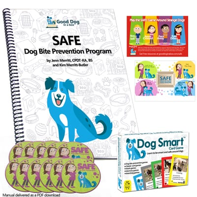 SAFE Dog Bite Prevention Girl Scout Edition