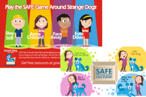 Play the SAFE Dog Bite Prevention Game