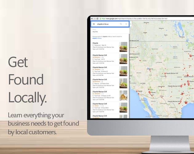 Get Found By Local Customers