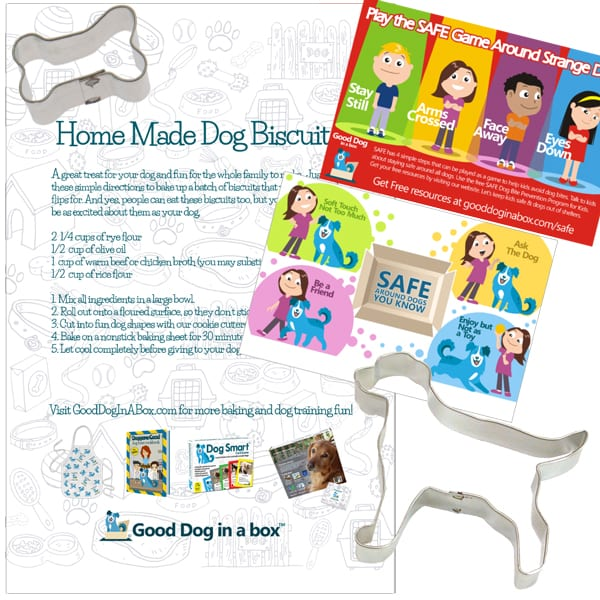 Dog Biscuit Cookie Cutter Gift Pack