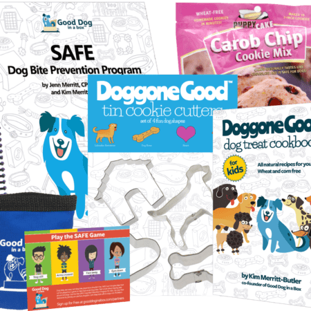 Baking for Your Dog Homeschool Kit