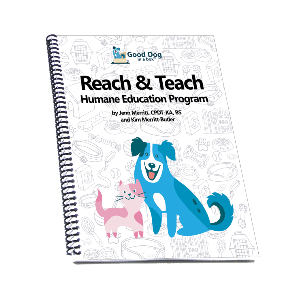 Reach & Teach Humane Education Curriculum for Homeschool
