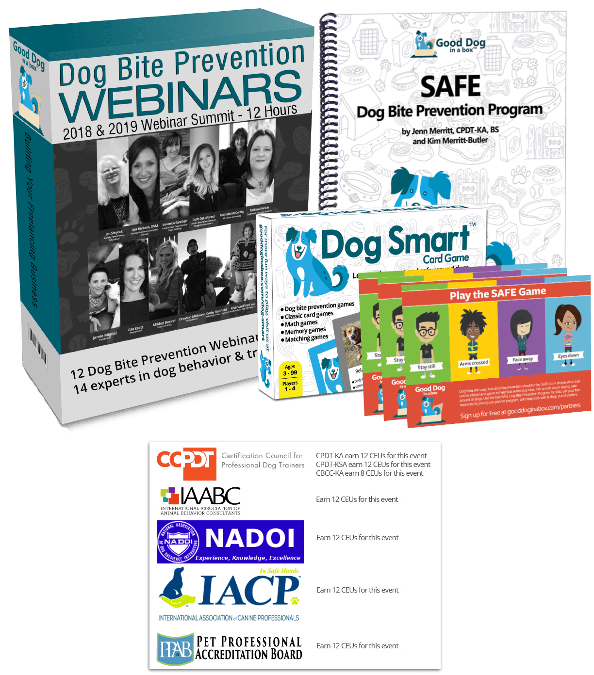 Dog Bite Prevention Week Pro Trainer Offer