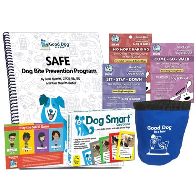 SAFE Dog Bite Prevention Homeschool Curriculum