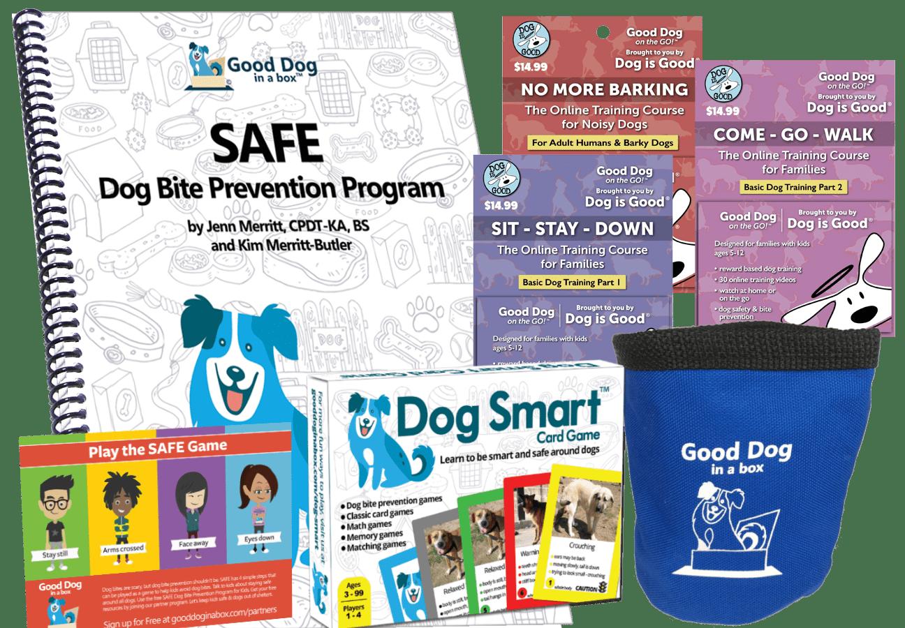 SAFE Dog Bite Prevention Homeschool Kit