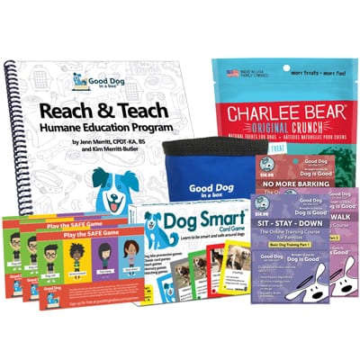 Reach & Teach Humane Education Homeschool Kit