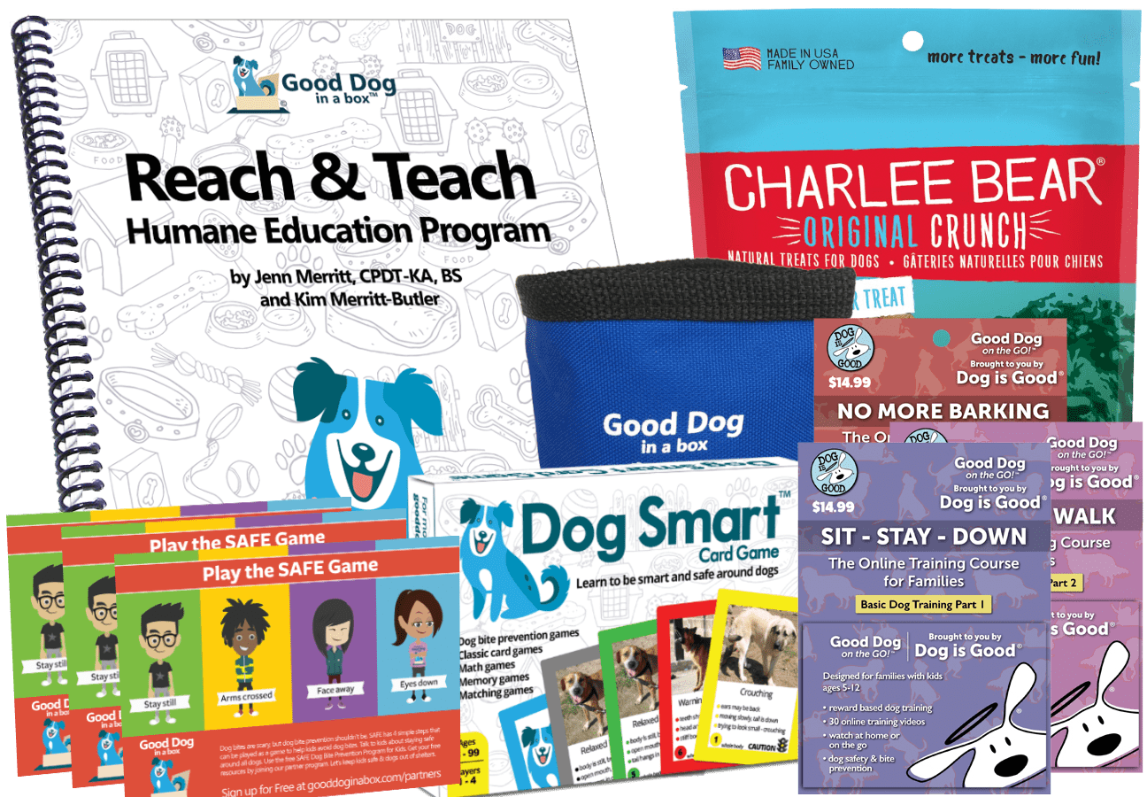 Humane Education Homeschool Kit